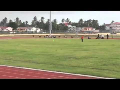 Linton mentis 200m guyana