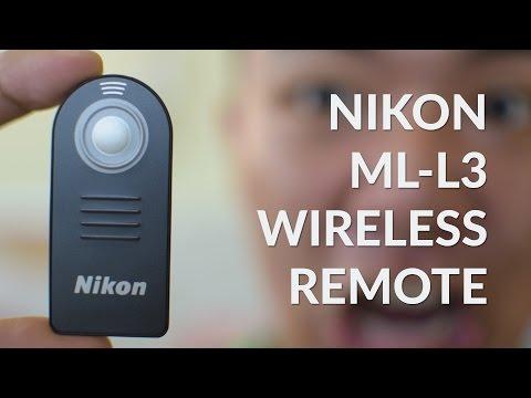 Nikon ML-L3 Wireless Remote Review
