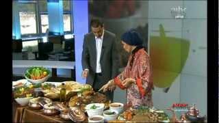 آلاء العوادي  -  المطبخ العراقي