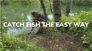 The Automatic Fishing Pole - Yes This Works!