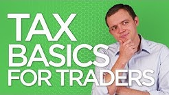 Ep 145: Tax Basics and Tips for Stock Market Traders & Investors