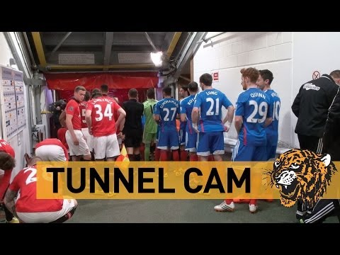 Manchester United v Hull City | Tunnel Cam