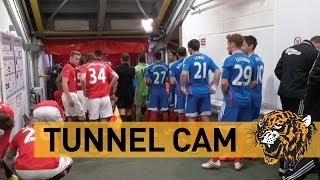 Manchester United v Hull City | Tunnel Cam | Hull Tigers
