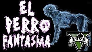 GTA V - EL MISTERIO DEL PERRO FANTASMA - misterios en GTA 5 - NexxuzHD