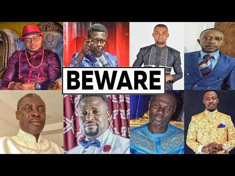 Beware Of Wolves By Evangelist Akwasi Awuah