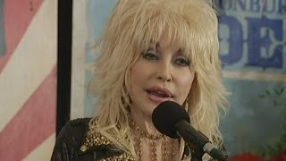 Dolly Parton on her botox and feeling like a rock star