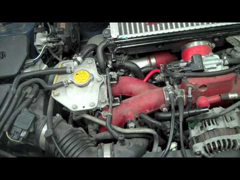 GrimmSpeed Air Oil Separator (AOS) Install  YouTube