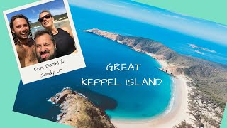 GREAT KEPPEL ISLAND || What an amazing day | HOT TIP