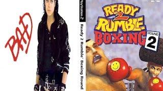 Ready 2 Rumble Michael Jackson - PS2 Playstation 2 Longplay (Full Game) [010]