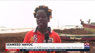 Fishermen along the coast of WR lament harsh impact on their livelihoods - News Desk 19-10-21