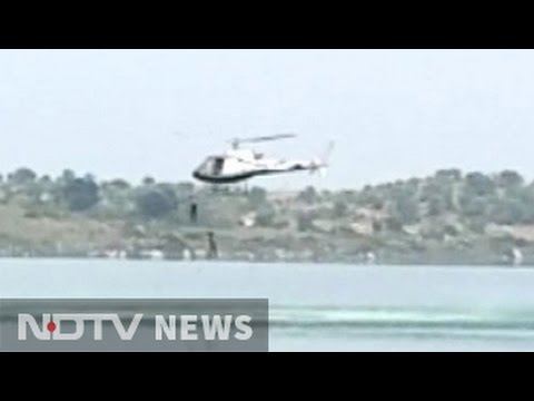 2 Dead In Kannada Film Stunt, They Jumped From Chopper Into Dam
