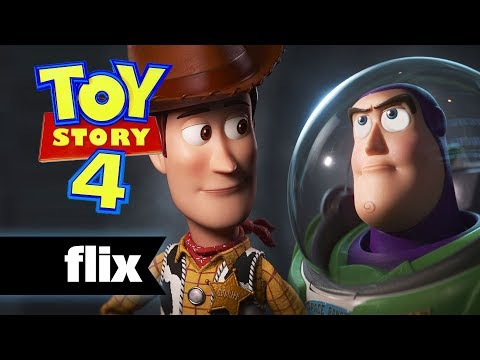 Toy Story 4 - Meet The Toys (2019)