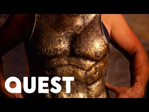 Traditional Handmade Hoplite Armour | History In The Making