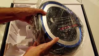 Hoover Rogue 970 Robot Vacuum Unboxing and Info