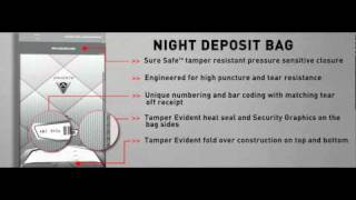 PolyPak America - Armorite Night Deposit Bag