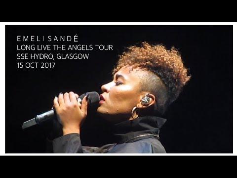 Emeli Sandé - Long Live The Angels Tour (Glasgow, Scotland)