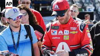 Dale Earnhardt Jr. Ready For Cup Finale