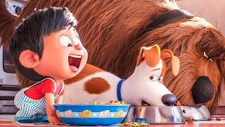 THE SECRET LIFE OF PETS 2 - 11 Minutes Clips + Trailers (2019) MP3