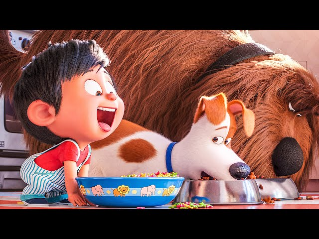 THE SECRET LIFE OF PETS 2 - 11 Minutes Clips + Trailers (2019)