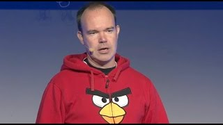 Rovio's Peter Vesterbacka on why brand building is the future