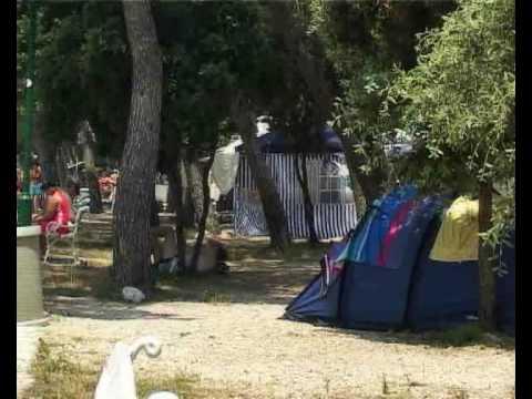 camp soline biograd croatia youtube. Black Bedroom Furniture Sets. Home Design Ideas