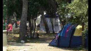 Camp Soline, Biograd, Croatia