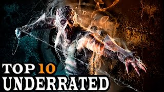 Top 10 Most Underrated Mortal Kombat Characters
