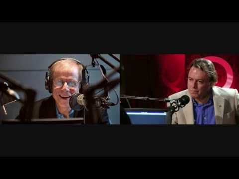 Christopher Hitchens on KQED Radio, 2007 (3/5)