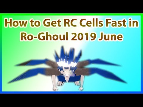 Ro Ghoul How To Get 750k Rc Cells Instantly