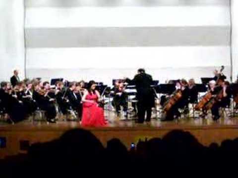 Korean Performer / Russian Orchestra