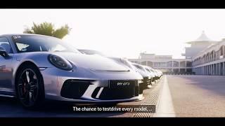 Porsche on Track Istanbul 2019
