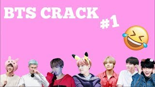 BTS CRACK #1 || GIMMETHESUGA