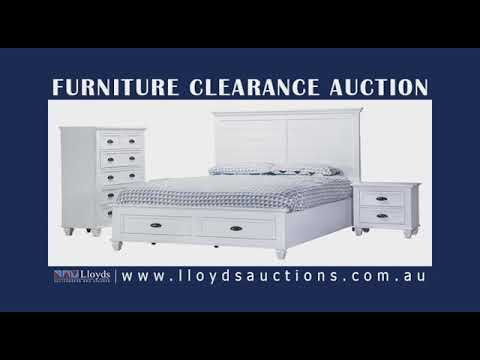 Sydney Furniture Clearance Auction   May 2019