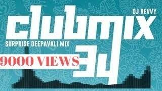 Gambar cover Bigil - Verithanam    DOWNLOAD LINK    Clubmix 34 - Deepavali Surprise Mix    Remix By Dj Revvy