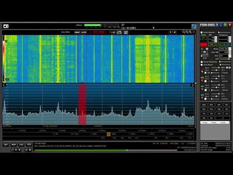 Medium wave DX: XECO-AM Romántica 1380 kHz Mexico City, copied in Oxford UK, presumed