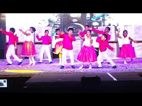 Kailash Maansarovar School - DRAMUDA'19 - Annual Day - Sangeetha Boj Dance