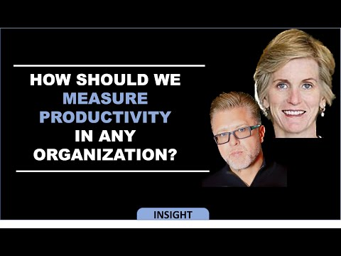 What is QT over OE - a new way to measure Productivity?