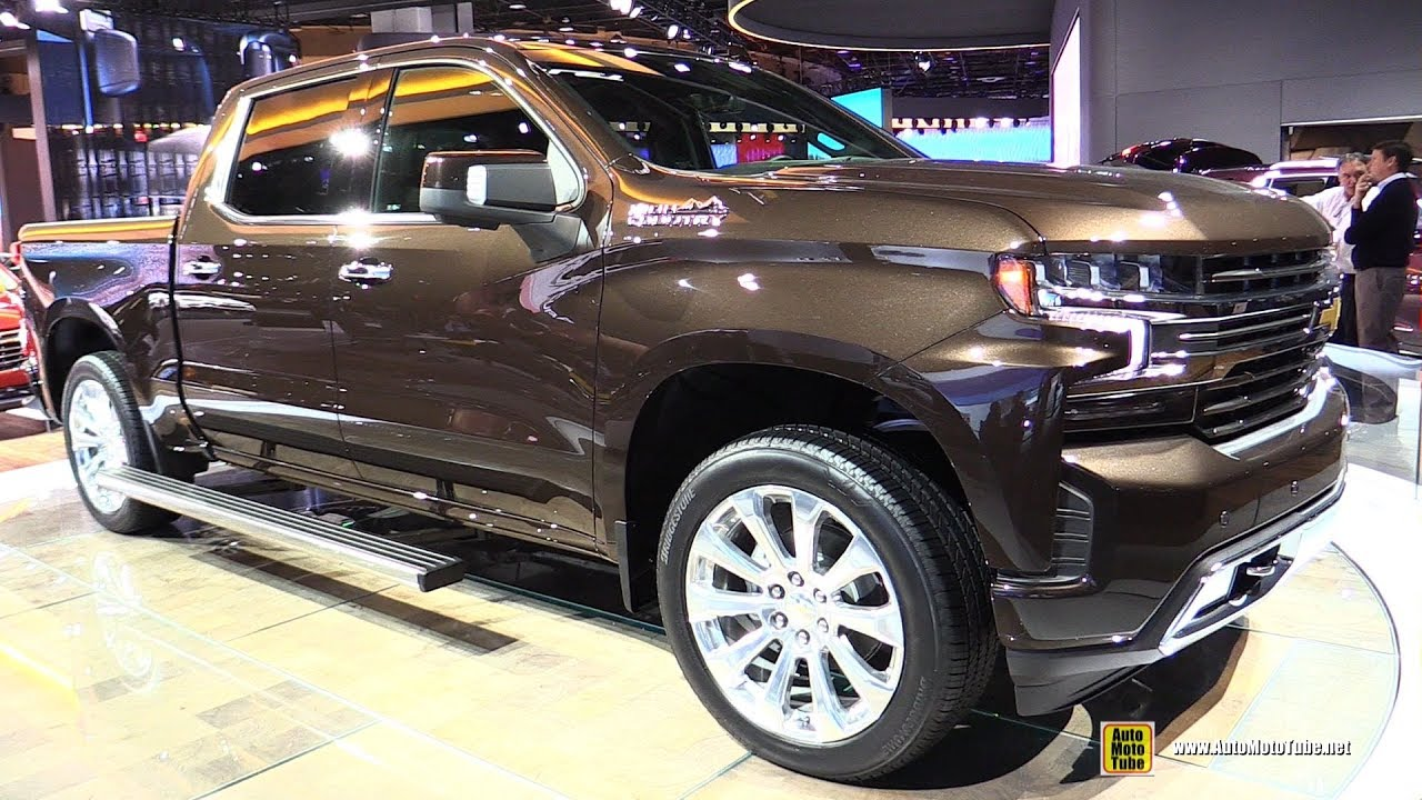 2019 Chevrolet Silverado High Country Exterior And Interior