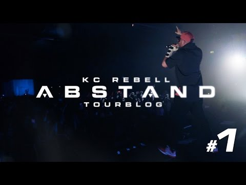 KC Rebell ✖️ ABSTAND ✖️ [ Tourblog Nr. 1 ]