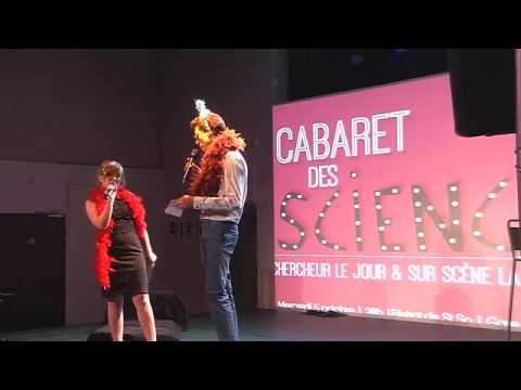 Cabaret des sciences 2016 - Gare Saint Sauveur Lille