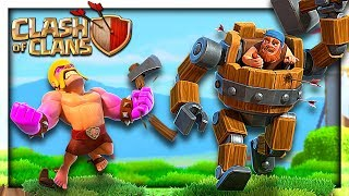 NEW BUILDERS BASE! Clash of Clans Huge Update Review!