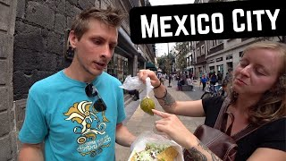 MEXICO CITY IS INCREDIBLE!!