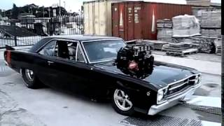 Нагнетатель muscle car tuning Pontiac