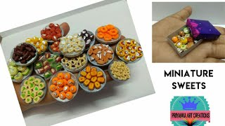 QUILLING MINIATURES||QUILLING SWEETS||MINIATURE SWEETS MAKING||QUILLING MINIATURES SWEETS||QUILLING