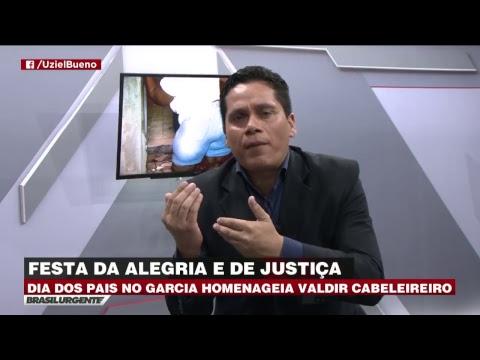 Brasil Urgente Bahia - 13/08/2018