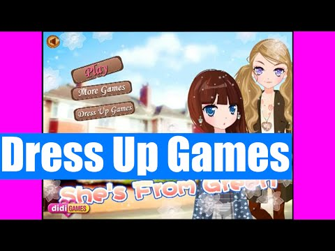 Village Cuties Games Dress Up Games For Girls To Play Online Now By DreamWorks Children Games