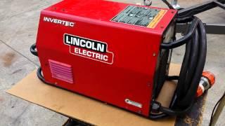 Lincoln Invertec V350 Pro