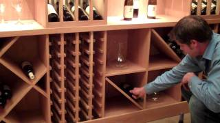 Custom Wine Cellar  Wheaton, Il Part 2