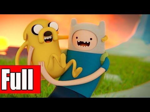 Adventure Time Finn and Jake Investigations Full Game Walkthrough