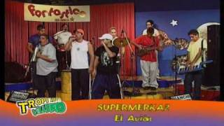 supermerk2-el avion-zapatero-supermercado video en vivo